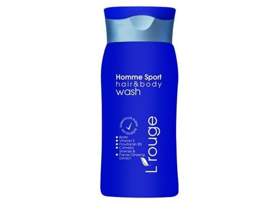L'rouge Homme Sport Hair&Body Wash