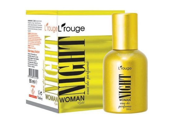 L'rouge Night Woman / Gold