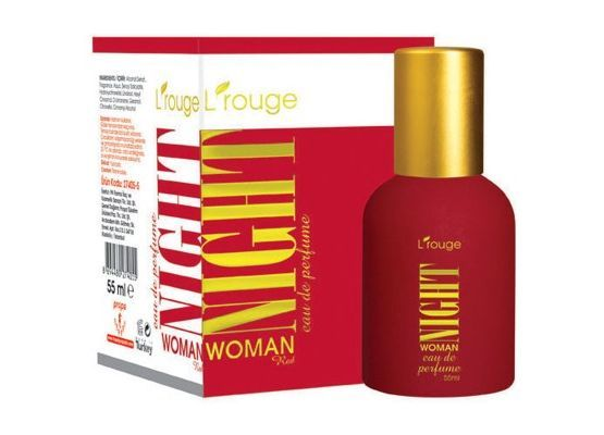 L'rouge Night Woman / Red
